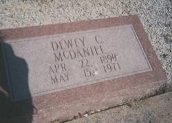 Dewey Chilton McDaniel