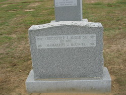 Marguerite J <i>McGinity</i> Maher