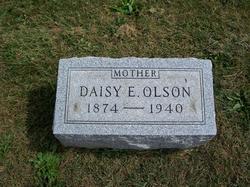 Daisy E <i>Warren</i> Olson