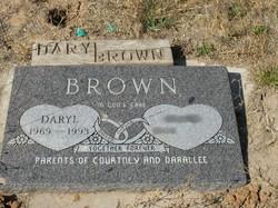 Daryl E. Brown
