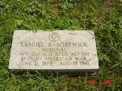 Samuel Ensworth Bostwick