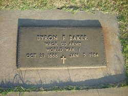 Byron F. Baker