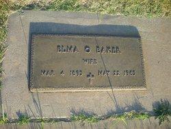 Elma O. Baker