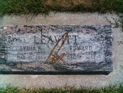 Edward Leavitt