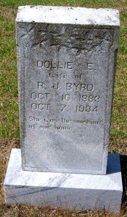 Dollie Elisabeth <i>Hoyer</i> Byrd