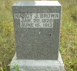 Nancy J Brown