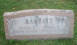 Frank D. Babbitt