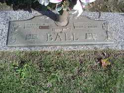 Bertha Mae <i>Bates</i> Ball