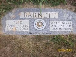Ferd Barnett