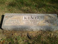 Joann Letha <i>King</i> Fletcher