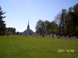 Burke Meeting House Cemetery