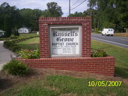 Russells Grove Baptist Church Cemetery