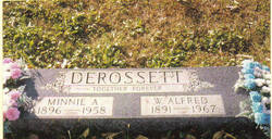 William Alfred DeRossett