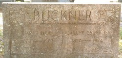 Blanche <i>Chamblis</i> Buckner