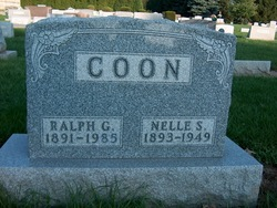 Nellie Leone <i>Stethem</i> Coon