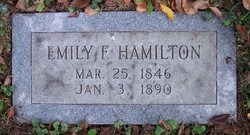 Emilie Frances <i>Lea</i> Hamilton