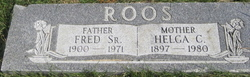 Fred Roos, Sr