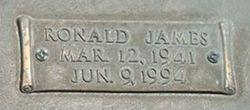 Ronald James Evans