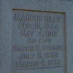 Marcus Riley Abbott