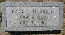 Fred Edward Harrell
