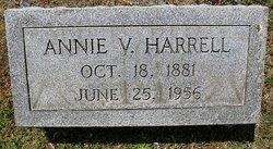 Annie V. <i>Corprew</i> Harrell