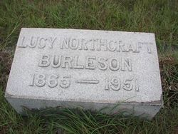 Lucy Lee <i>Northcraft</i> Burleson
