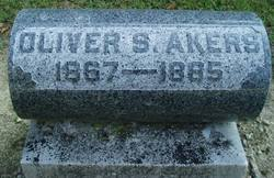 Oliver S Akers