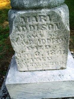 Mary Addison
