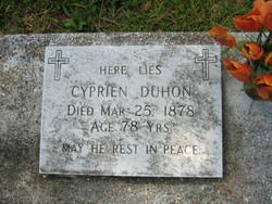 Cyprien D. Duhon