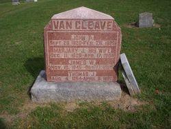 John Payton Van Cleave
