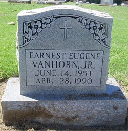 Earnest Eugene Vanhorn, Jr