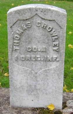 Thomas Crowley