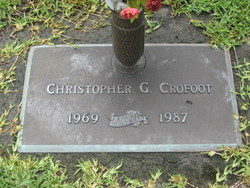 Christopher Gerald Crofoot