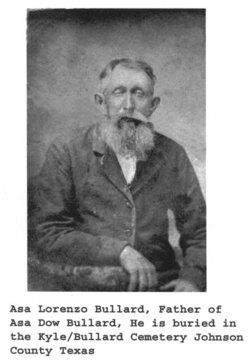 Asa Lorenzo Bullard