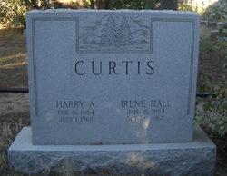Irene <i>Hall</i> Curtis