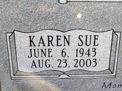Karen Sue <i>Roush</i> Coffman