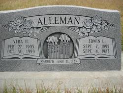 Edwin Leonard Alleman
