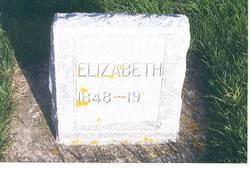 Elizabeth <i>Pollitt</i> Pierce