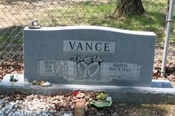 Bennie Earl Vance, Sr