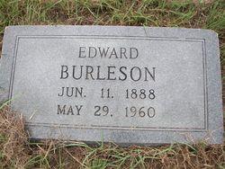 Edward Burleson