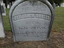 Benjamin Sholes