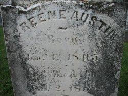 Benjamin Greene Greene Austin