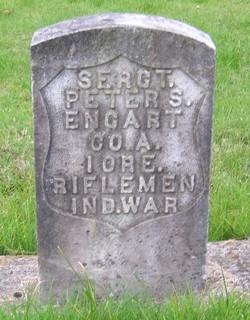 Sgt Peter S. Engart