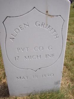 Alden Griffith