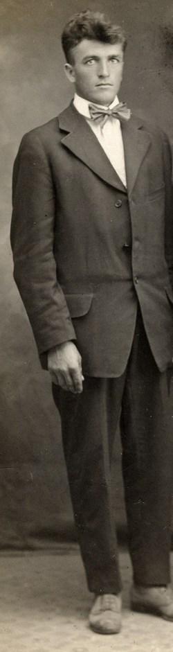 Pvt Simon Engelbert Blau