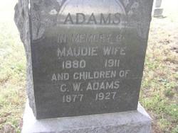 Maudie Adams