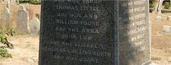 Anna <i>Eames</i> Foord