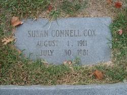 Susan <i>Connell</i> Cox