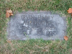 Irvin Harry Abernathy