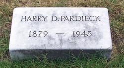 Harry D. Pardieck